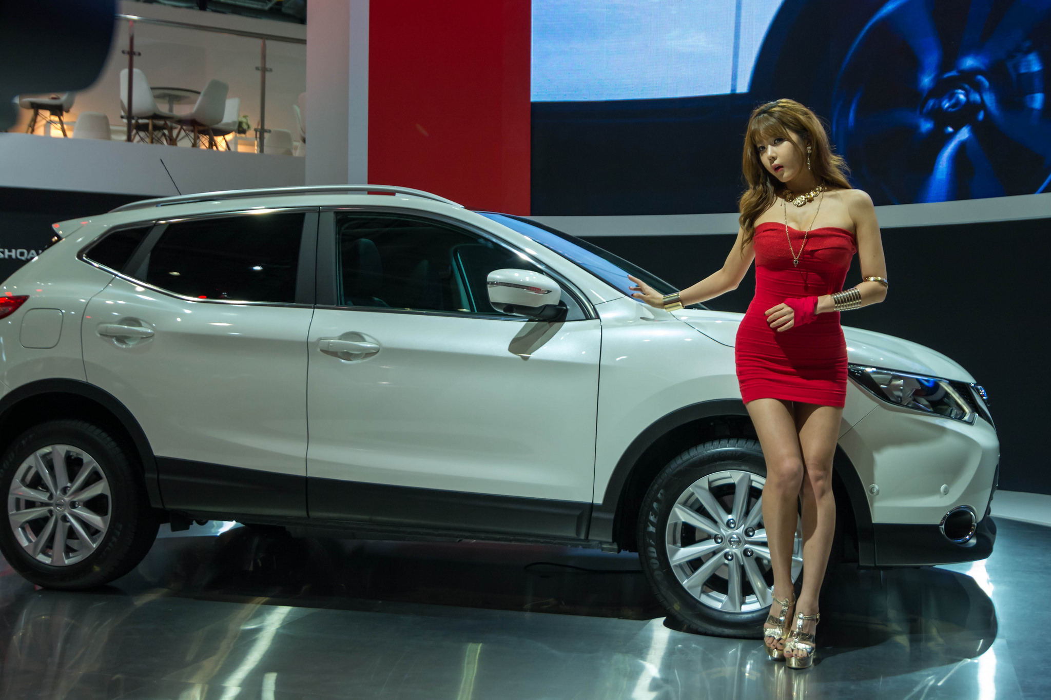 hot girl with nissan - photo #23